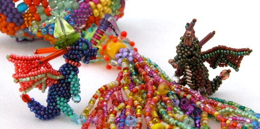 Bead Dragons